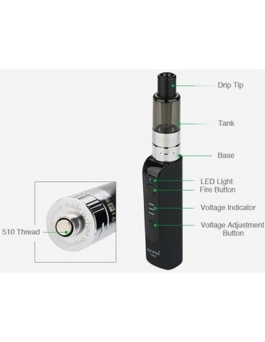 Eleaf Ijust Start Plus Battery